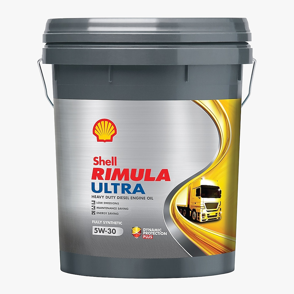 Shell Rimula Ultra Product