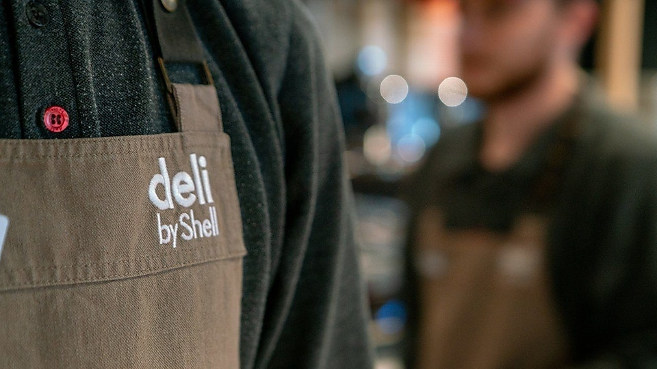 Deli By Shell, L'offre Restauration de Shell