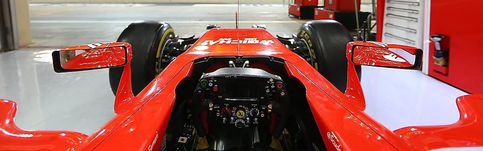 Découvrez la Scuderia Ferrari